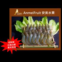 台南七股 白蝦產地直送 免運
